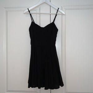 Black Mini Dress, Aritzia, Size 0